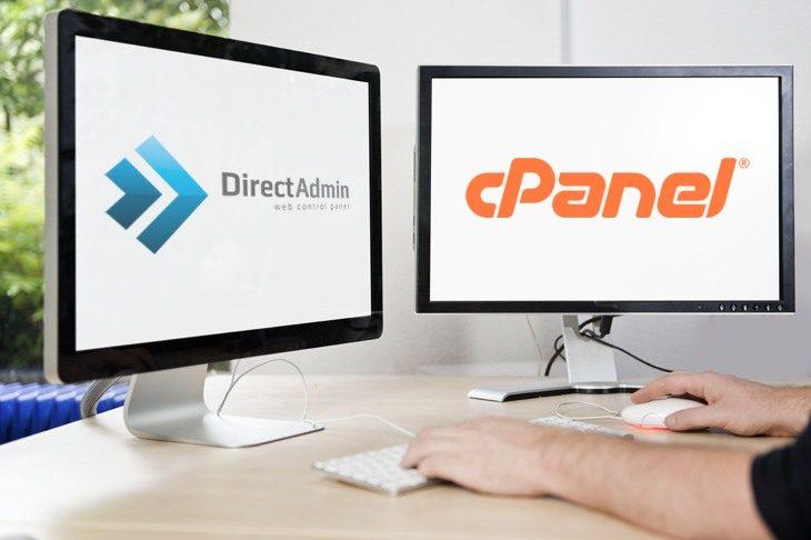 cPanel ali DirectAdmin