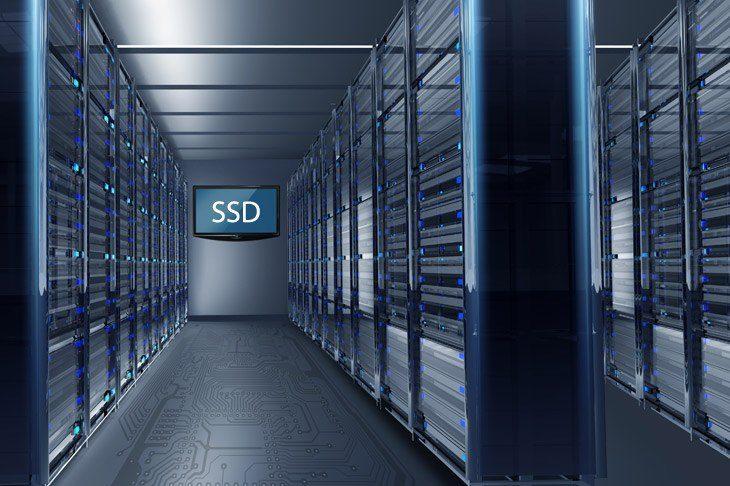 SSD optimizirano deljeno gostovanje