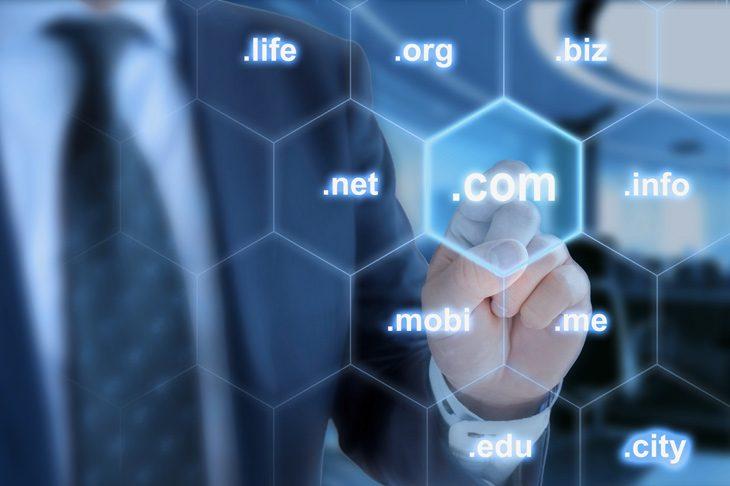 Prosta .com domena