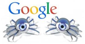 Google - spletni pajki