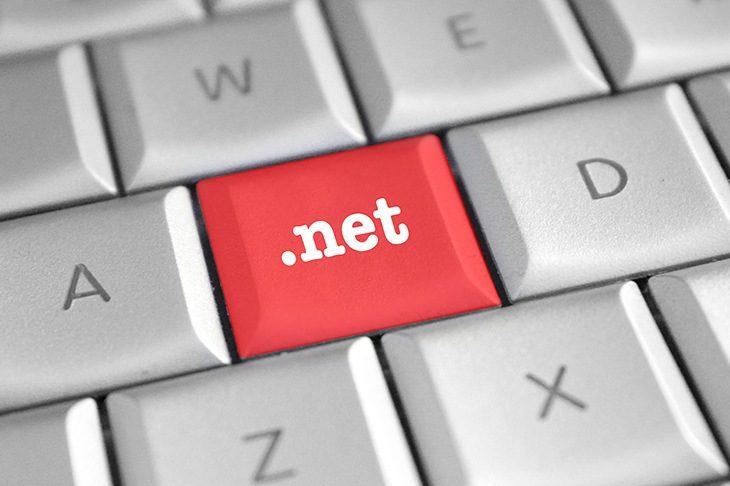 Podražitev .net domene