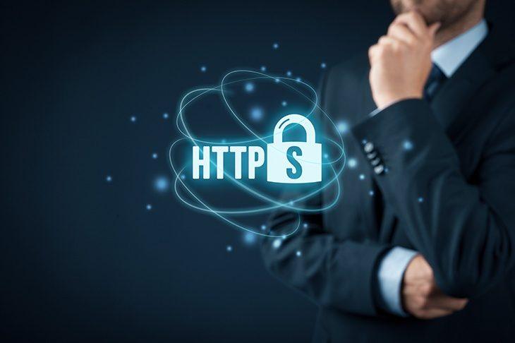 Razširjeni EV SSL certifikat