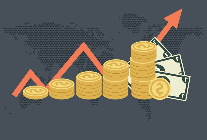 Finančna rast