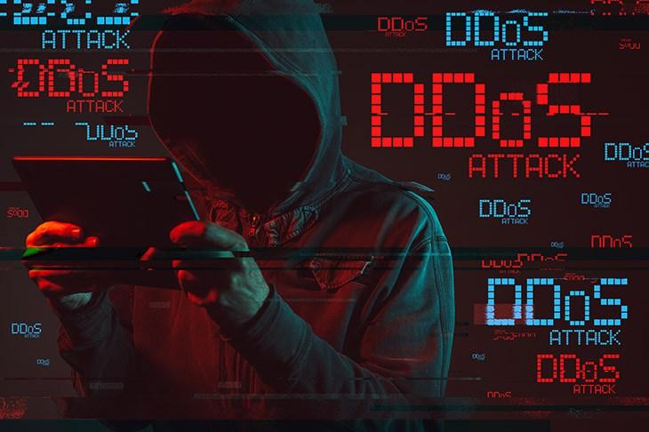 Kaj je DDoS napad?