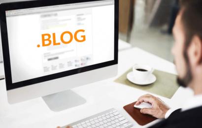 Domena blog
